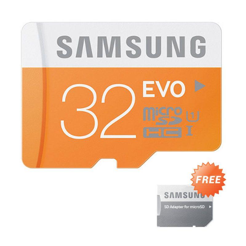 sd card label template - samsung evo microsd 32gb memory card beli beli sekarang