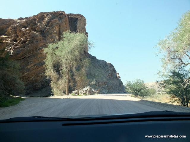 gaub-pass namibia