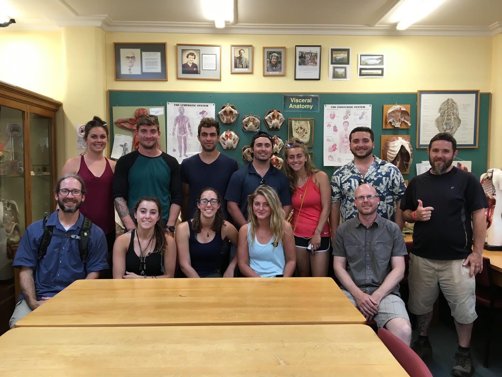 New Zealand Study Abroad 16 January 2018 Dunedin To Christchurch