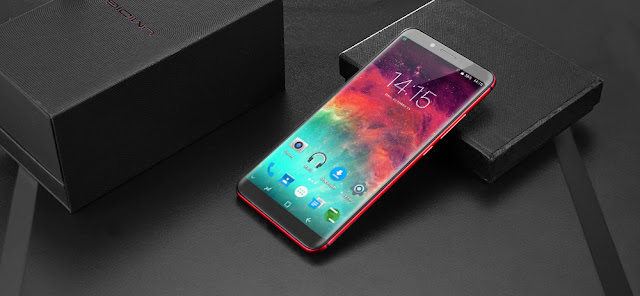 Coupon UMIDIGI S2 4G Phablet on Gearbest