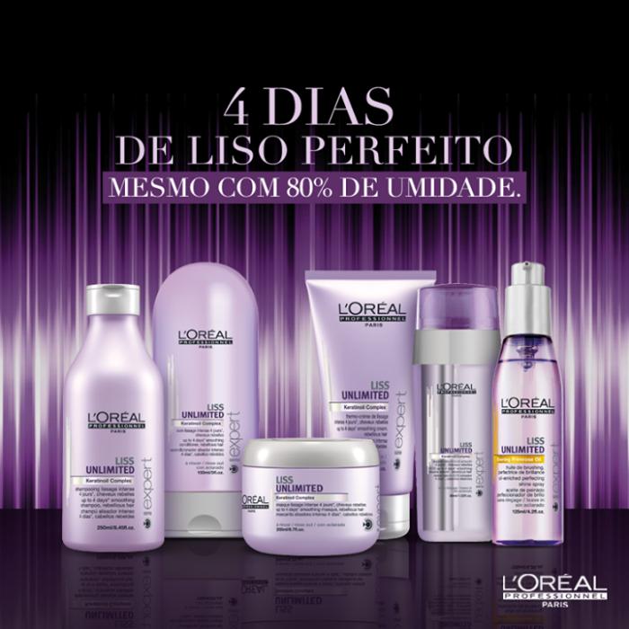 L'Oréal Professionnel Liss Unlimited
