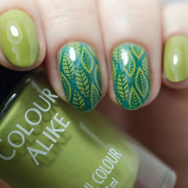 """Colour Alike """"Golden Lime"""""""