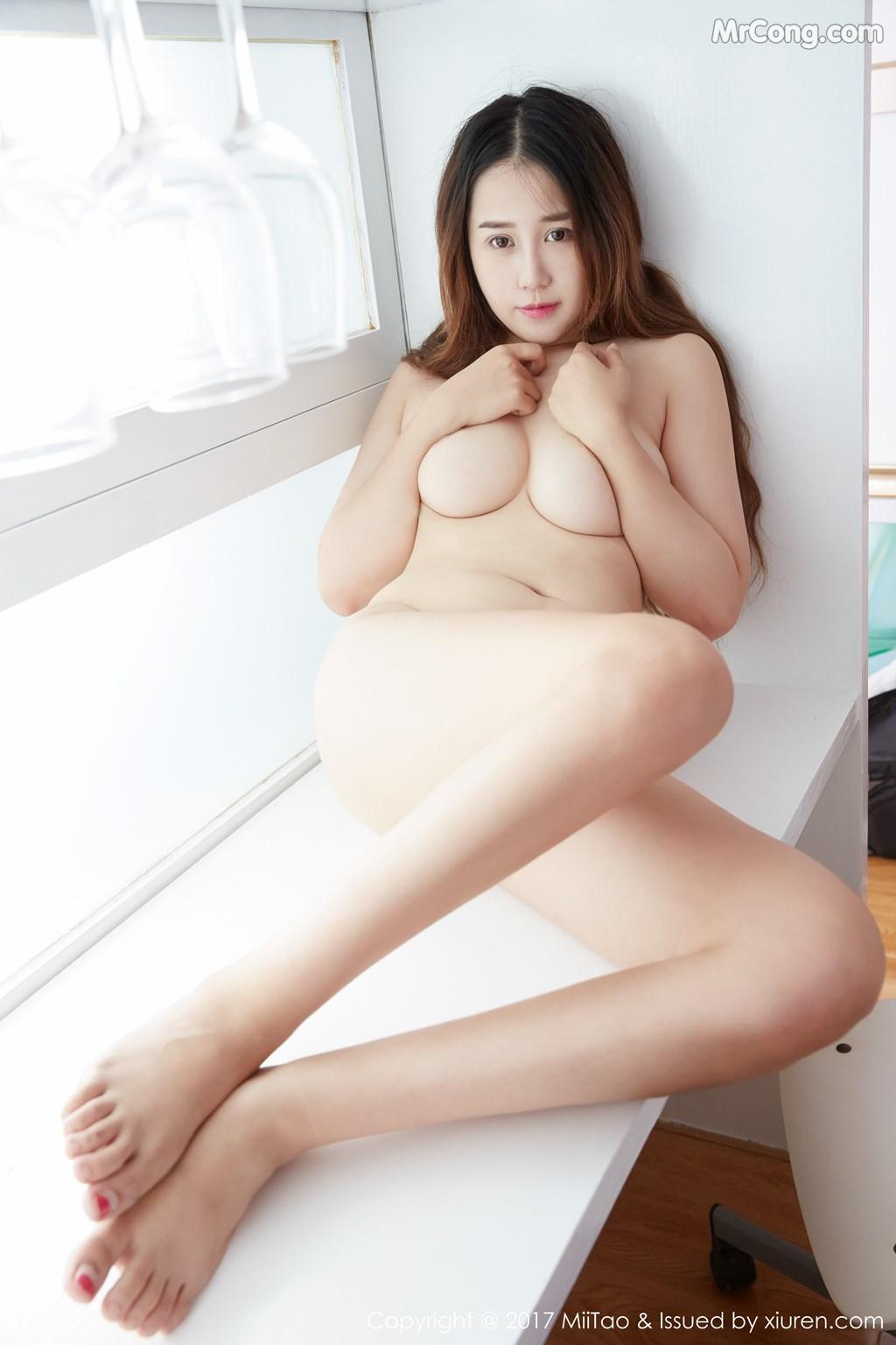 Image MiiTao-Vol.078-Tao-Zi-MrCong.com-042 in post MiiTao Vol.078: Người mẫu Tao Zi (桃子) (52 ảnh)