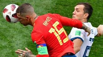 Ini 7 fakta Menarik Rusia Singkirkan Spanyol  di Piala Dunia 2018
