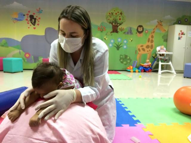 Saúde garante atendimento a crianças com deficiência no Ceará