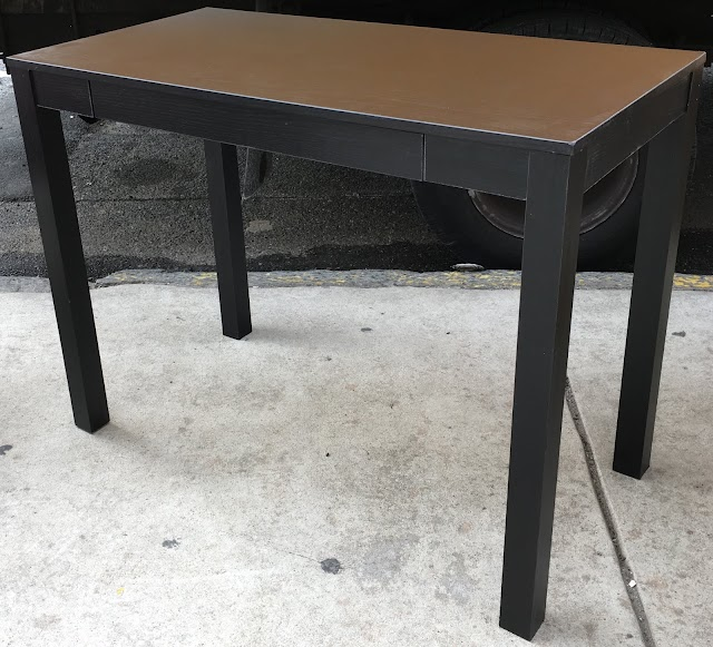 Desk with Drawer - $45