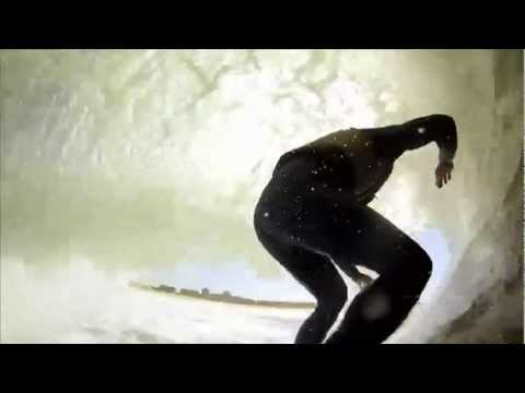 Floofy Le Dauphin - Tow In Hossegor Hiver 2012 - Surf