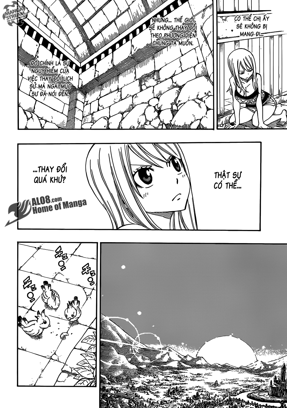 Fairy Tail chap 303 trang 11