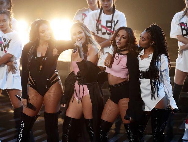 X-Factor Little-Mix