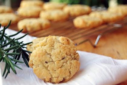 Resep Cookies Cheddar Cheese