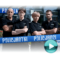"""Policjantki i policjanci - naciśnij play, aby otworzyć stronę z odcinkami serialu """"Policjantki i policjanci"""" (odcinki online za darmo)"""