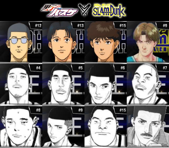 Kuroko V Slam Dunk Full Version: Interhigh Update