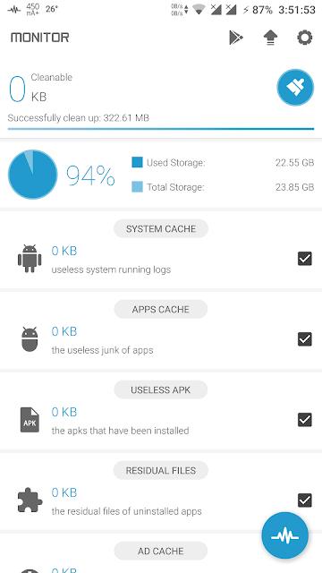 """Cara Menghilangkan Error """"Insufficient Storage Available"""" Dan Menambah Kapasitas Internal Android"""
