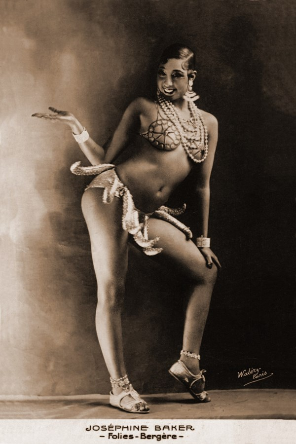 Image result for josephine baker banana dance
