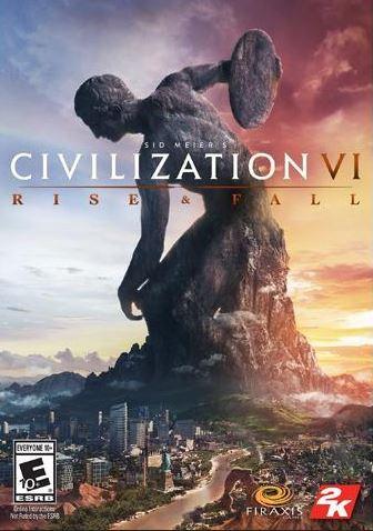 Sid Meiers Civilization VI Rise and Fall CODEX - 8 Gb