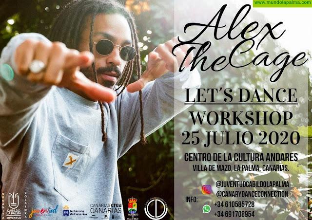 El  Cabildo de La Palma lanza un proyecto pionero en Canarias para promover el baile callejero entre los jóvenes de la isla