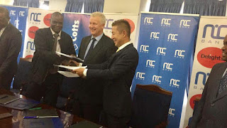 Nic bank will finance the buying of Japanese used cars ,Delight Kenya will do the shopping of cars from auctioneers while Mitchell Cotta will cover the importation process