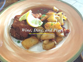 The Old Castle Restaurant in Ruskin, Florida offers classic German dishes in a great atmosphere