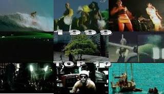 1999 Top 10 zene szubjektív