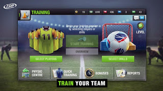 Top Eleven Be a Soccer Manager Apk Mod1