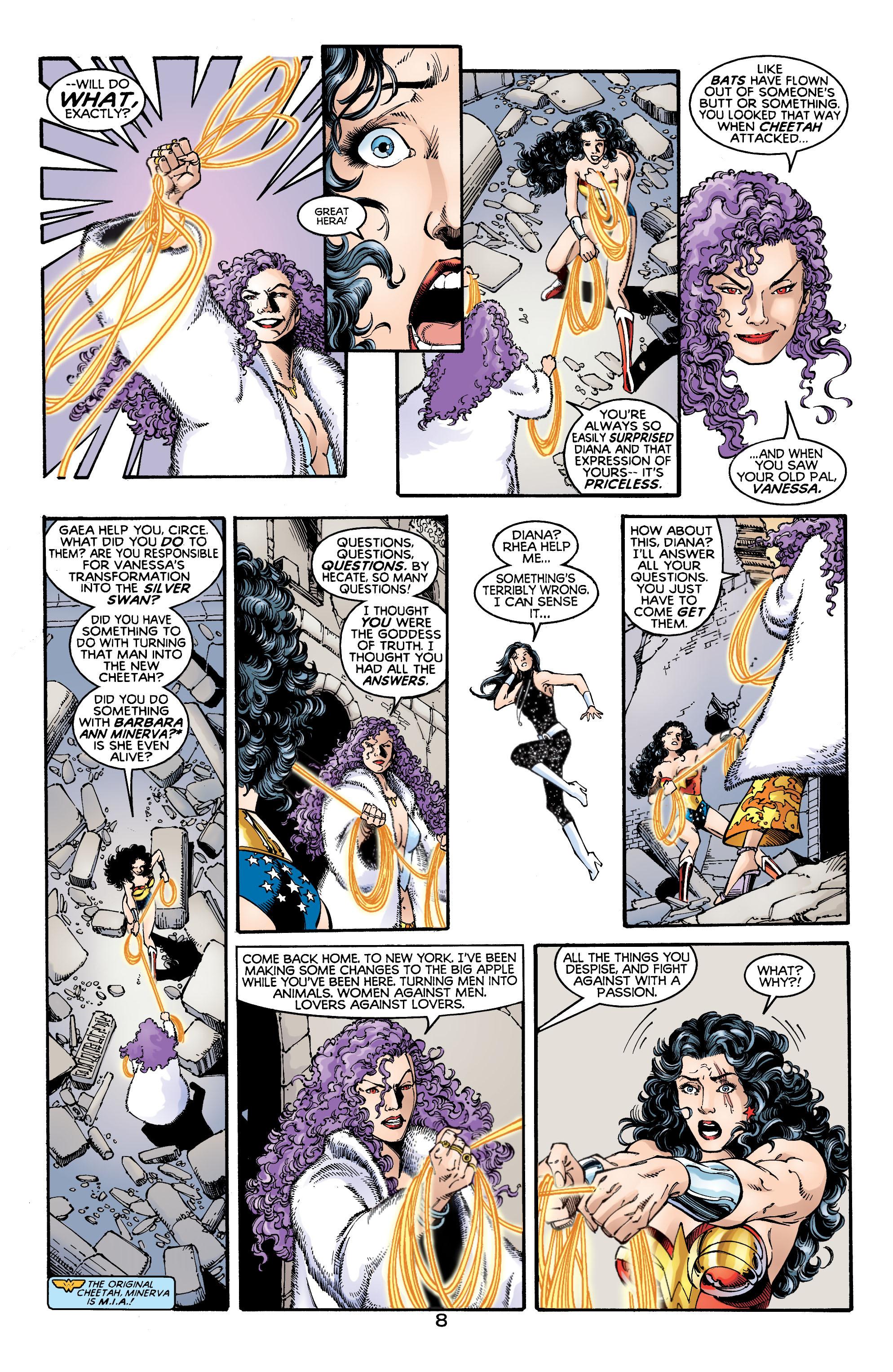 Read online Wonder Woman (1987) comic -  Issue #174 - 9