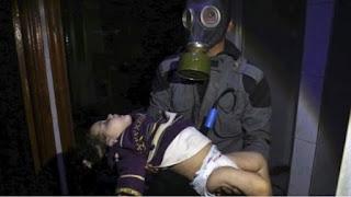 Ρωσία: Τα «Λευκά Κράνη» πίσω από την υποτιθέμενη επίθεση με χημικά στην Ντούμα