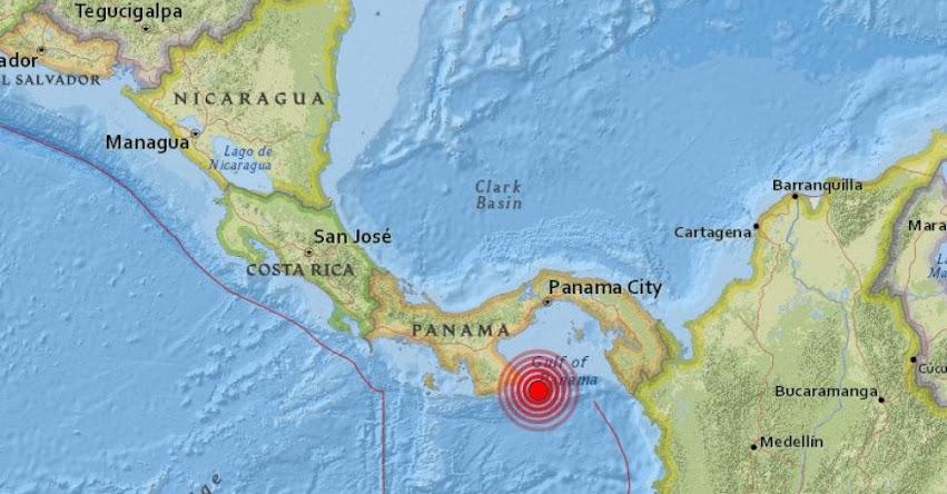 TERREMOTO EN PANAMÁ de magnitud 6.6 (Hoy Sábado 27 Enero 2018) Sismo Temblor EPICENTRO Azuero - En Vivo Twitter - Facebook - USGS