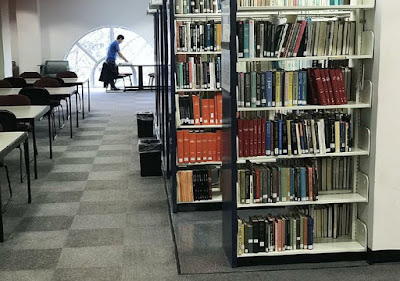 Ua Library Study Room Reservation