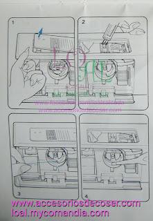 refrey 612, limpieza maquina de coser, mantenimiento máquina de coser, maquina de coser Refrey
