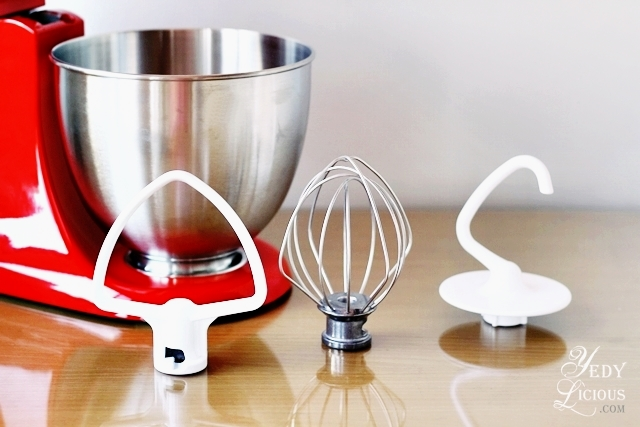 Meet The New Kitchenaid Artisan Mini Yedylicious Manila