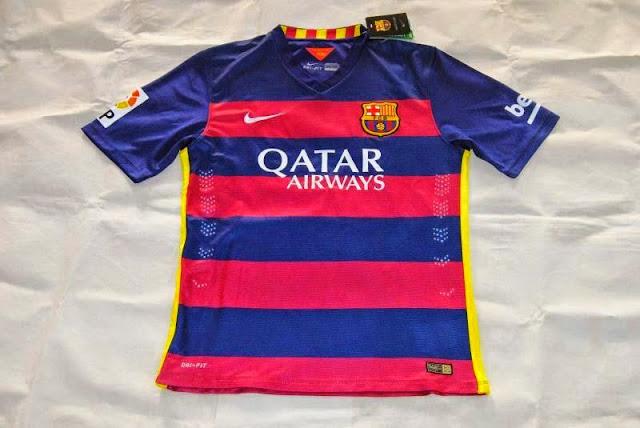 Barca shirt