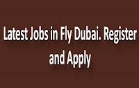 Latest Jobs in Fly Dubai