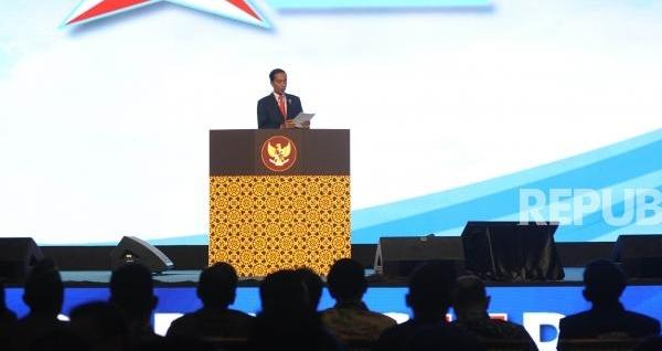 Jokowi: Hoax Sengaja Disebar untuk Perkeruh Suasana
