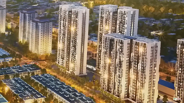 Dự án chung cư CT01 Infinity Ciputra Tây Hồ Hà Nội