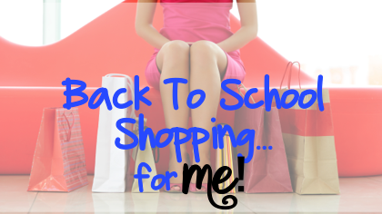 An SLP's guide for back to school shopping - a collection of great ideas, tips and tricks!