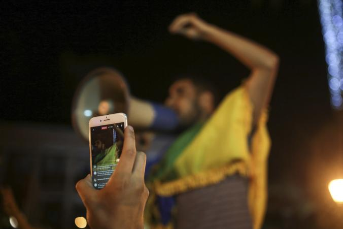 Marruecos silencia a periodistas mediante una ley déspota.