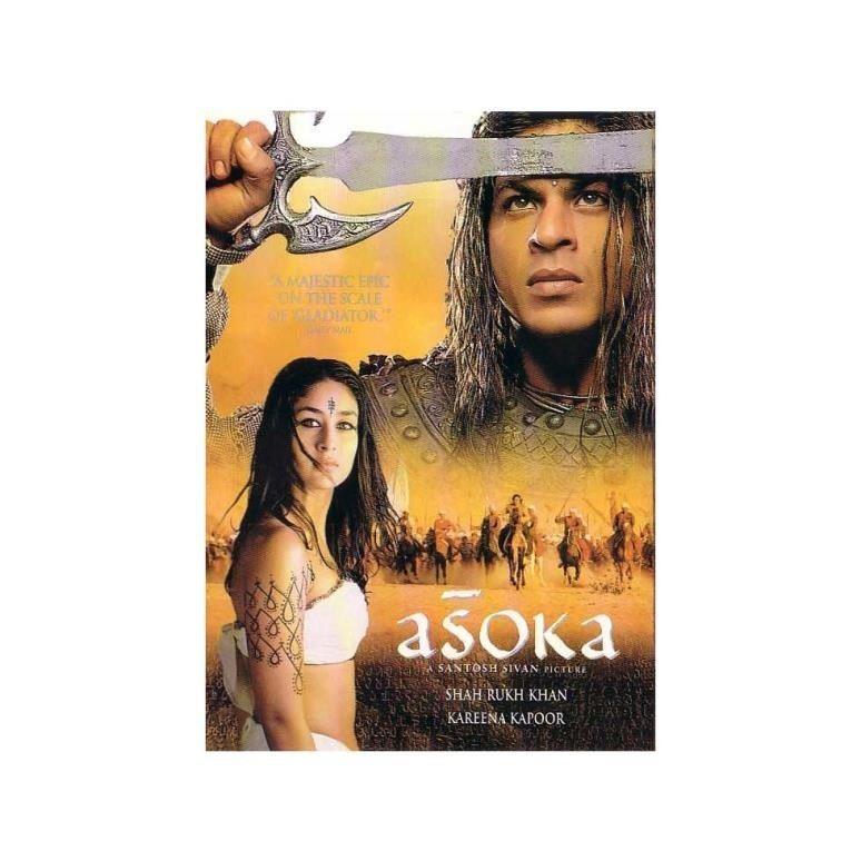 sinopsis film ashoka shahrukh khan