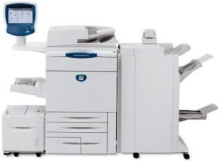 Xerox DocuColor 252 Printer Driver Download