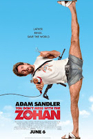 You Don't Mess With The Zohan 2008 UnRated 720p Hindi BRRip Dual Audio