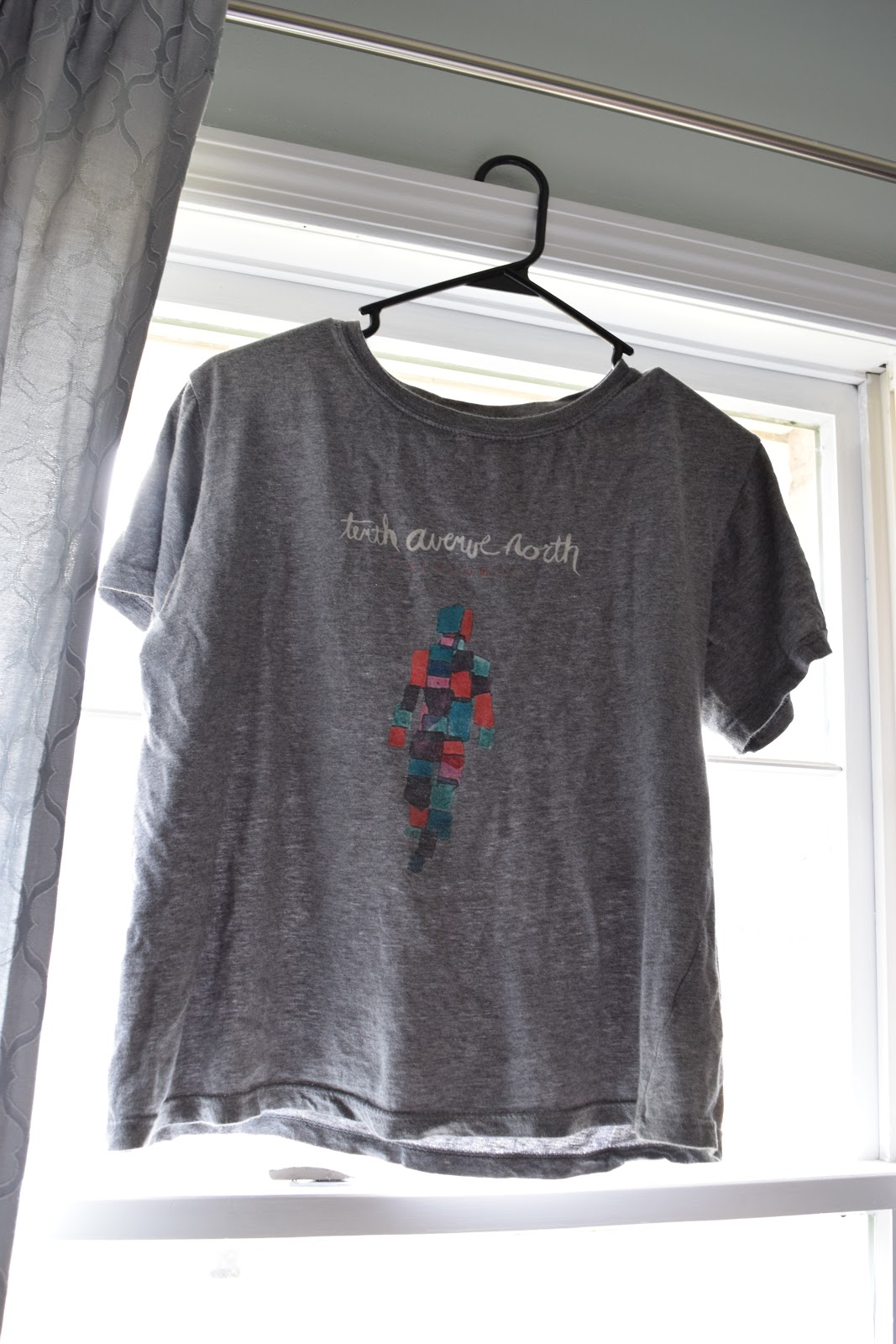 The light meets the dark for Tenth avenue north t shirts