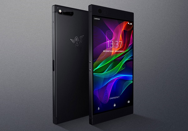 Razer Phone with world's first 120 Hz UltraMotion display, Snapdragon 835 processor and 8GB RAM launched
