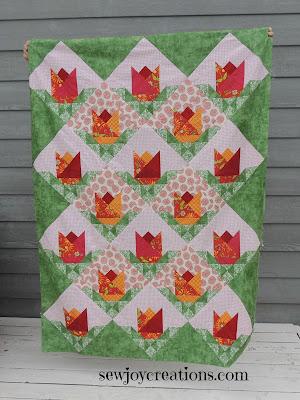 hope blossom quilt