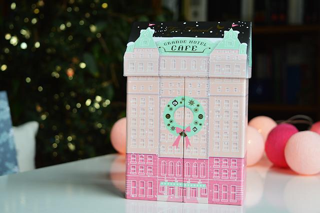 Le Grand Hotel Cafe: l'esprit de Noël dans un coffret!