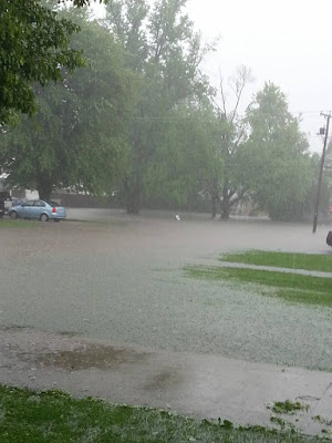 Owensboro ky flooded streets