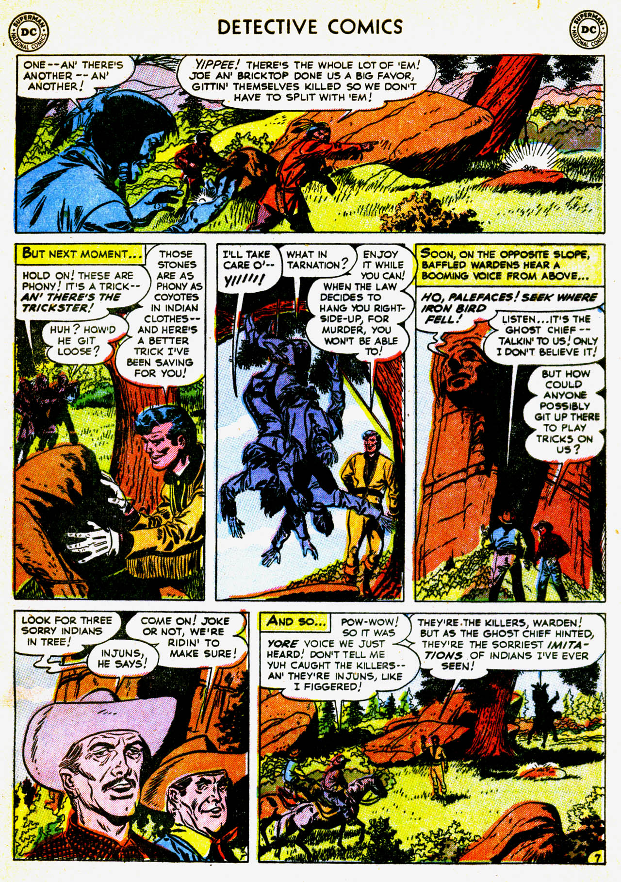 Detective Comics (1937) 180 Page 41