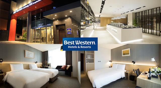 首爾東大門最佳西方阿里郎希爾酒店 Best Western Arirang Hill Dongdaemun