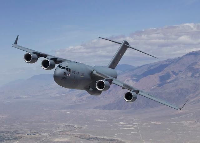 Boeing C-17 Globemaster III | U.S. Air Force (0025)