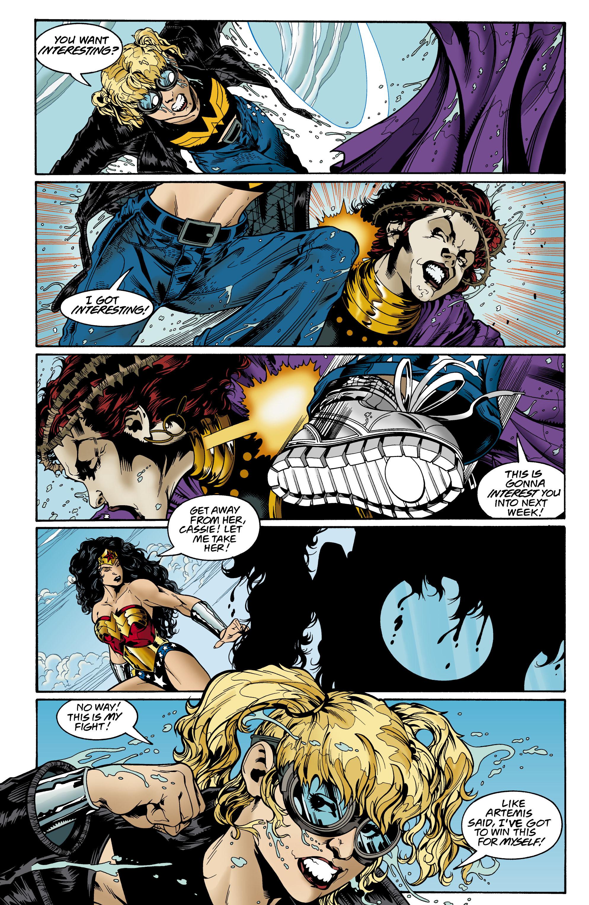 Read online Wonder Woman (1987) comic -  Issue #157 - 16