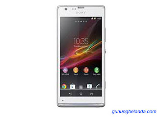 Cara Flashing Sony Xperia SP LTE C5306