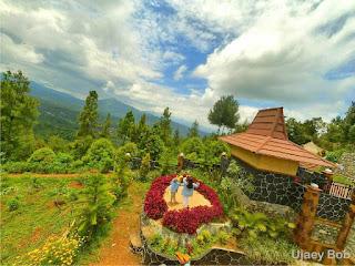 Wisata Bukit Gandrung Tanggulasi Medowo Kandangan Kabupaten Kediri